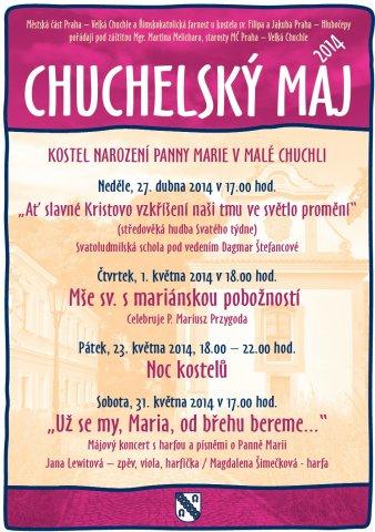 Chuchelský               máj 2014