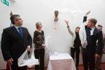 Odhalení busty č. 9 - Foto: Jan Malý