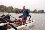 Superman povzbudil.