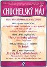 Chuchelský máj 2014 - plakát