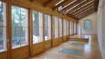 Slavnostní pavilon - interiér