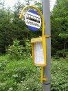 Ilustrační foto - zastávka BUS
