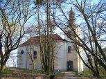 Ilustrační foto - kostel Sv. Jana Nepomuckého