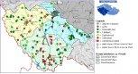 Povodí Vltavy - stav k 2.6.2013 - 09:20 hodin