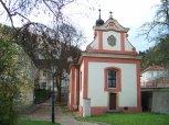 Malá Chuchle - kostel narození Panny Marie