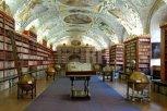 Strahovská knihovna - ilustrační foto