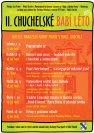 II. Chuchelské babí léto - plakát jpg