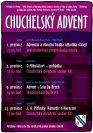 Chuchelský advent - plakát