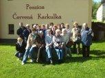 2014 - setkání seniorů v Klubovém domě