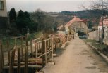 1997 - stavba kanalizace U Bažantnice
