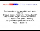 Prague Electric Festival 1
