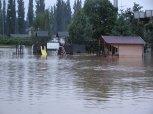 Povodeň 2002 - chuchelské závodiště 7