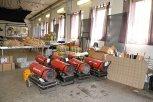 Dieselové vysoušeče z hlavního skladu MHMP nefungovaly vždy tak, jak měly ... foto: Pavel Kováč