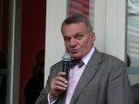 Otevření přístavby ZŠ Charlotty Masarykové 8 - primátor doc. MUDr. Bohuslav Svoboda, CSc.