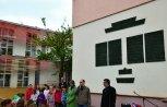 Kladení věnců - Základní škola 2