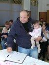 Vítání občánků 2012 - foto č. 83