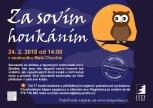 Pozvánka - soví houkání