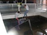 Povodeň 2002 - chuchelské závodiště 11